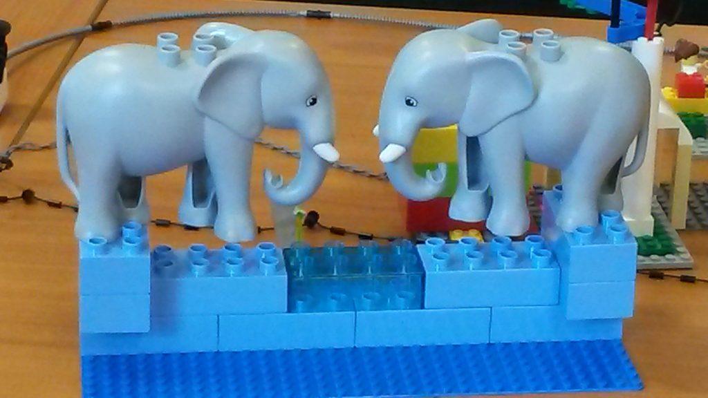 Lego Serious Play How Plastic Elephants Transform Into A Symbol Of